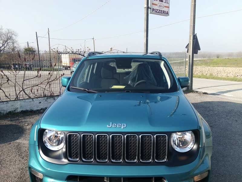 Jeep renegade 1600 multijet